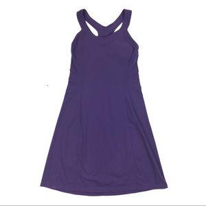 Lucy women's Purple Athletic Dress